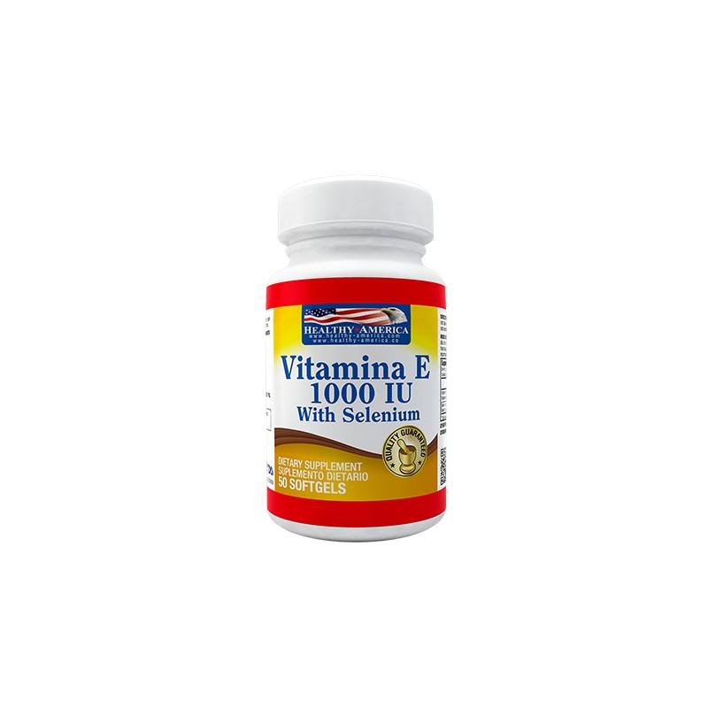 naturligt e vitamin