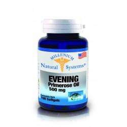 EVENING PRIMROSE OIL * 500 MG 100 SG NATURAL SYSTEMS
