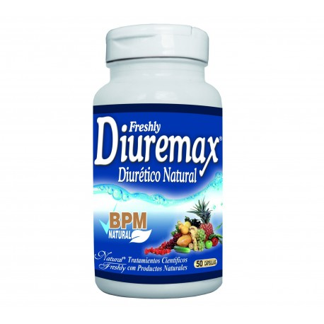DIUREMAX  50 CAP* NATURAL FRESHLY.