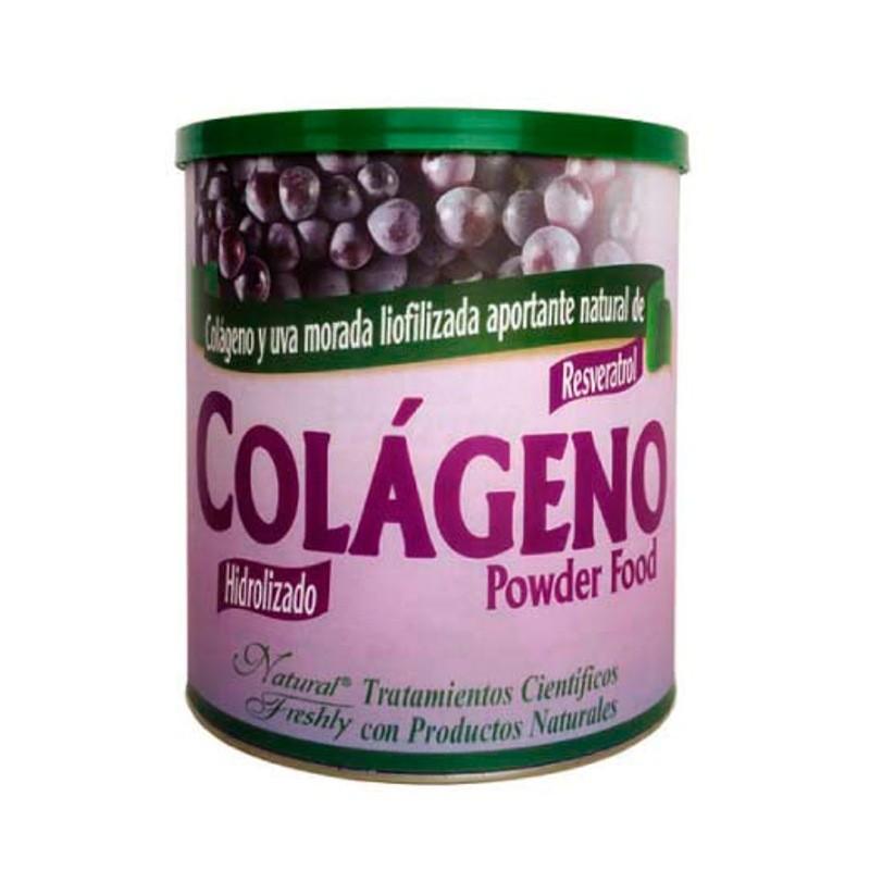 Colageno hidrolizado en polvo beneficios pictures to pin on pinterest pinsdaddy - Alimentos con colageno hidrolizado ...