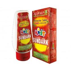 PROTECTOR SOLAR SUNDARK KIDS 120GR*ARAWAK
