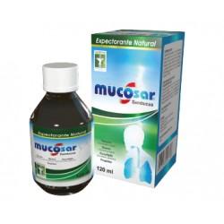MUCOSAR (SAMBUCUS) 120 ML* LEDMAR
