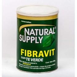 FIBRAVIT CON TE VERDE 400 GR *NATURAL SUPLLY
