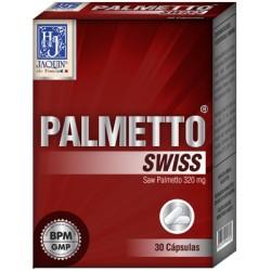 PALMETTO SWISS(SAW PALMETO) 30 CAPSULAS*JAQUIN DE FRANCIA.