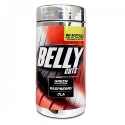 BELLY CUTS 60 SG * HEALTHY AMERICA