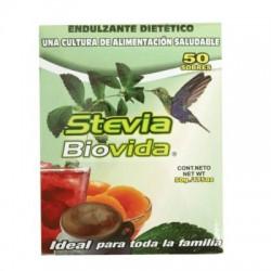 STEVIA BIOVIDA 50 SOBRES *BIOVIDA