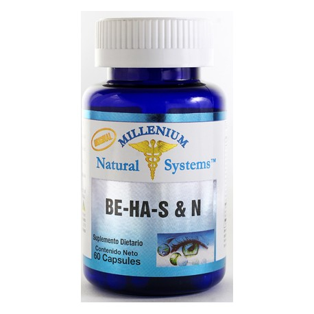 BE-HA-S & N 60 CAP * NATURAL SYSTEMS