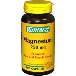 MAGNESIUM 250 MG 100 TAB * GOOD´NATURAL