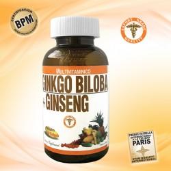 GINKGO BILOBA + GINSENG* 50 SG  Natural Freshly