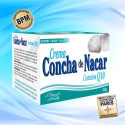 CREMA DE CONCHA DE NACAR * 60 GR.Natural Freshly