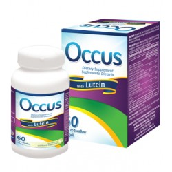 OCCUS (LUTEIN) 60 SG * HEALTHY AMERICA