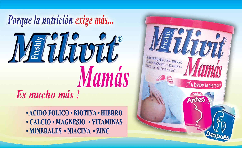 Malteadas para mujeres embarazadas