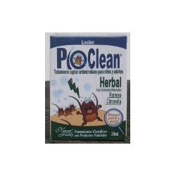 PIOCLEAN HERBAL 30 ML*NATURAL FRESHLY.