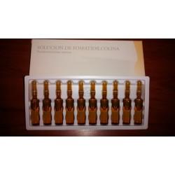 Solución de Fosfatidilcolina 5 ML Caja por 10 Ampollas*ARMESSO