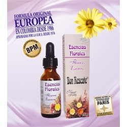 ESENCIA BON RESCATE*25 ML Natural Freshly