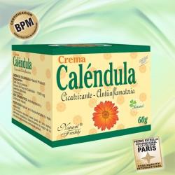 CREMA DE CALENDULA  60 GR.Natural Freshly