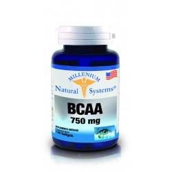 BCAA 750 MG 120 SG*NATURAL SYSTEMS
