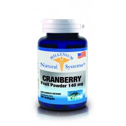 CRANBERRY 140 MG 60 SG*NATURAL SYSTEMS
