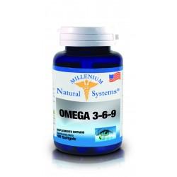 OMEGA 3-6-9    90 SG*NATURAL SYSTEMS