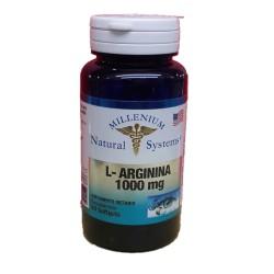 L-ARGININA 1000 MG 60 SG *NATURAL SYSTEMS