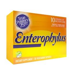 ENTEROPHYLUS 30 CAPSULAS* HEALTHY AMERICA