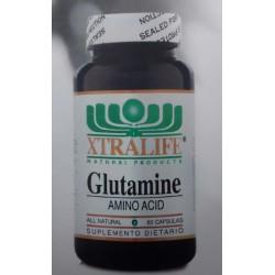 GLUTAMINE 60 CAP  *XTRALIFE