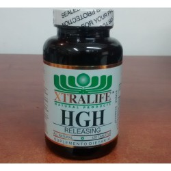 HGH 120 TABLEAS*XTRALIFE