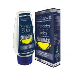 PROTECTOR SOLAR SUNDARK 120 GR * ARAWAK