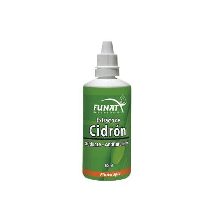 CIDRON EXRACTO  60 ML *FUNAT