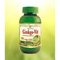 GINKGO-GINSENG NATURCOL * 100 CAP