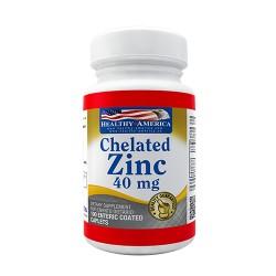 CHELATED ZINC 50 MG*1OO TAB HEALTHY