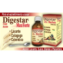 DIGESTAR MAX FORTE 240 ML* NATURAL FRESHLY.