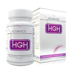 HGH 60 SOFTGELS * HEALTHY AMERICA