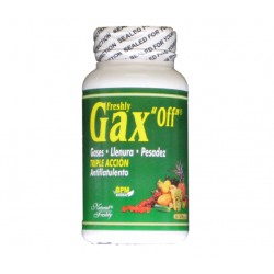 GAX OFF 50 CAP*NATURAL FRESHLY
