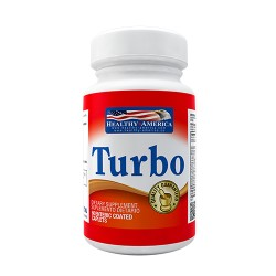 TURBO 60 TAB * HEALTHY AMERICA