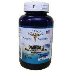 OMEGA 3 1300 MG 100 SOFTGELS* NATURAL SYSTEMS