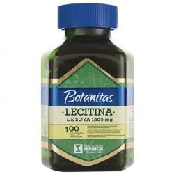 LECITINA DE SOYA 100 CAPSULAS BLANDAS*MEDICK