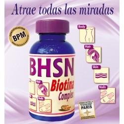 BHSN. – BIOTINA COMPLEX*50 SG NATURAL FRESHLY