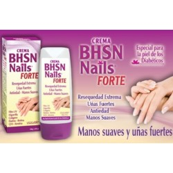 CREMA BHSN NAIL FORTE 100 GR*  NATURAL FRESHLY