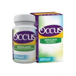 OCCUS (LUTEINA+ZEAXANTINA) 60 SG * HEALTHY AMERICA