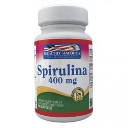 SPIRULINA 400 MG *90 SG *HEALTHY AMERICA