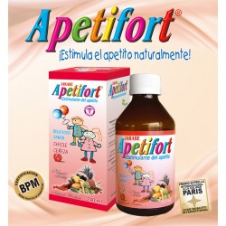 APETIFORT JARABE *240 ML Natural Freshly