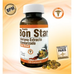 BON STAR *100 CAP Natural Freshly
