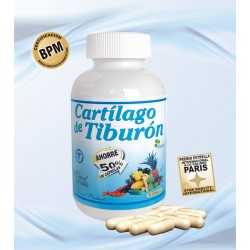 CARTILAGO DE TIBURON  * 500 MG *50 caps LLEVE 100 CAP Natural Freshly