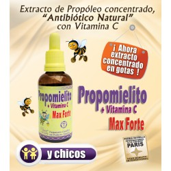 PROPOMIELITO MAX FORTE * 50 ML Natural Freshly