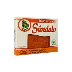 JABON DE SANDALO *90GR NATURAL FRESHLY
