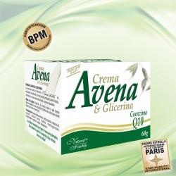 CREMA DE AVENA Y GLICERINA * 60 GR.Natural freshly