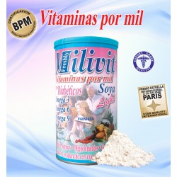 MILIVIT SOYA LIGHT * 400 GR Natural Freshly