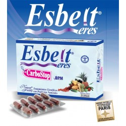 ESBELT ERES CARBOSTOP 30 CAP* NATURAL FRESHLY
