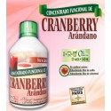 BEBIDA FUNCIONAL DE CRANBERRY (ARANDANO)360 ML *NATURAL FRESHLY